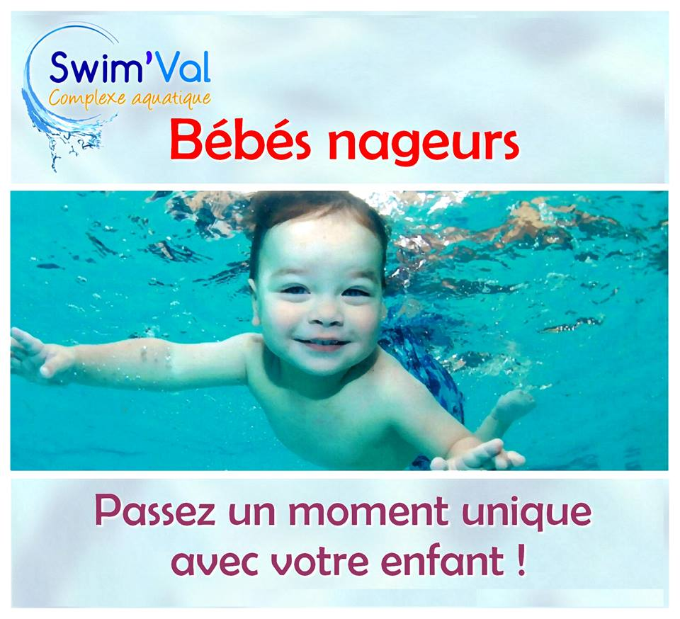 Bebe nageurs
